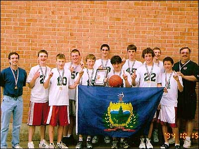 14 year old State Champs