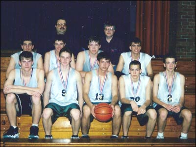 1998 Junior Division State Champs